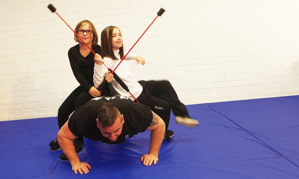 Fitnessprogramm für Kinder